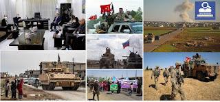 آخر التطورات في منطقة الادارة الذاتية بشمال شرق سوريا ( تقرير شامل )