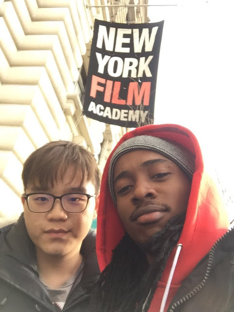 Award nominee director, Genesis Lanre Lawanson enrolls in New York Film Academy