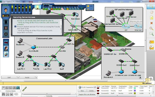 Software Simulator jaringan keren dan menarik untuk ...