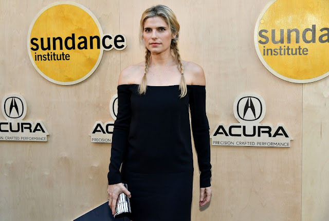 Shot Caller Film actress Lake Bell at Sundance Institute Night Before Next Benefit in Los Angeles