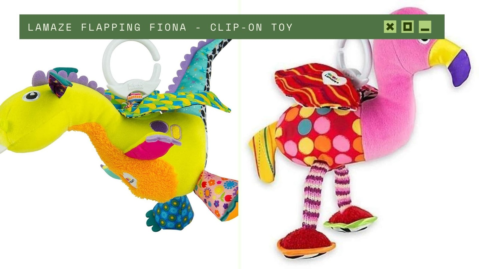 shopping for newborn baby boy Lamaze Flapping Fiona