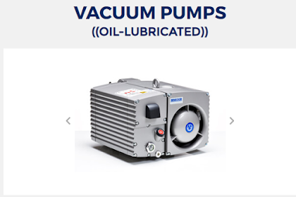 Fungsi Kerja dan Perawatan Vacuum Pump