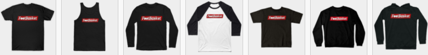 Buy FootBasket Apparel