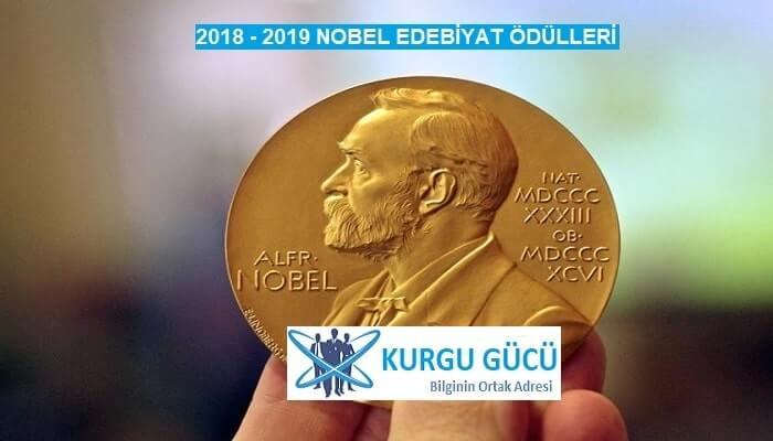 Nobel Edebiyat Ödülleri 2018 ve 2019 Sahiplerini Buldu - Kurgu Gücü
