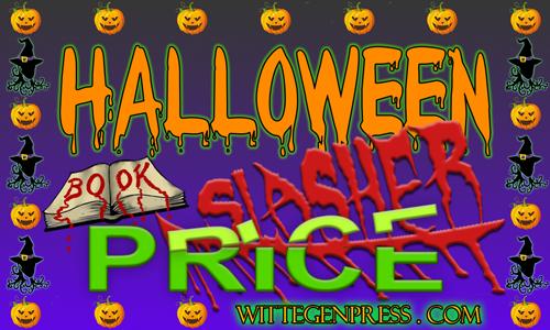 Halloween Book Price Slasher