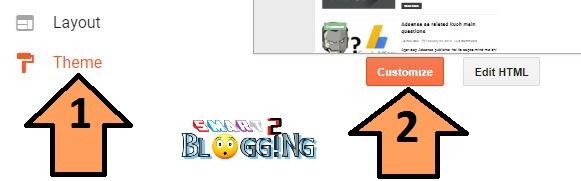 Blogger me scrollbar kaise customize kare ?
