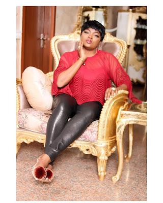 Funke Akindele Bello fashion and style looks latest