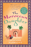 The Moroccan Daughter by Deborah Rodriguez book cover