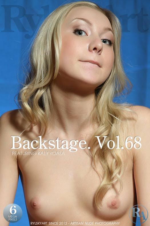 1495782775 [RylskyArt] Kaly Yoala - Backstage. Vol.68