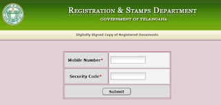 Certified Copy Registered Document for New Registrations Only