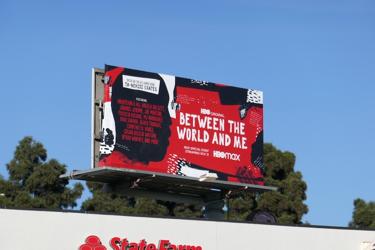 Between the World and Me billboard
