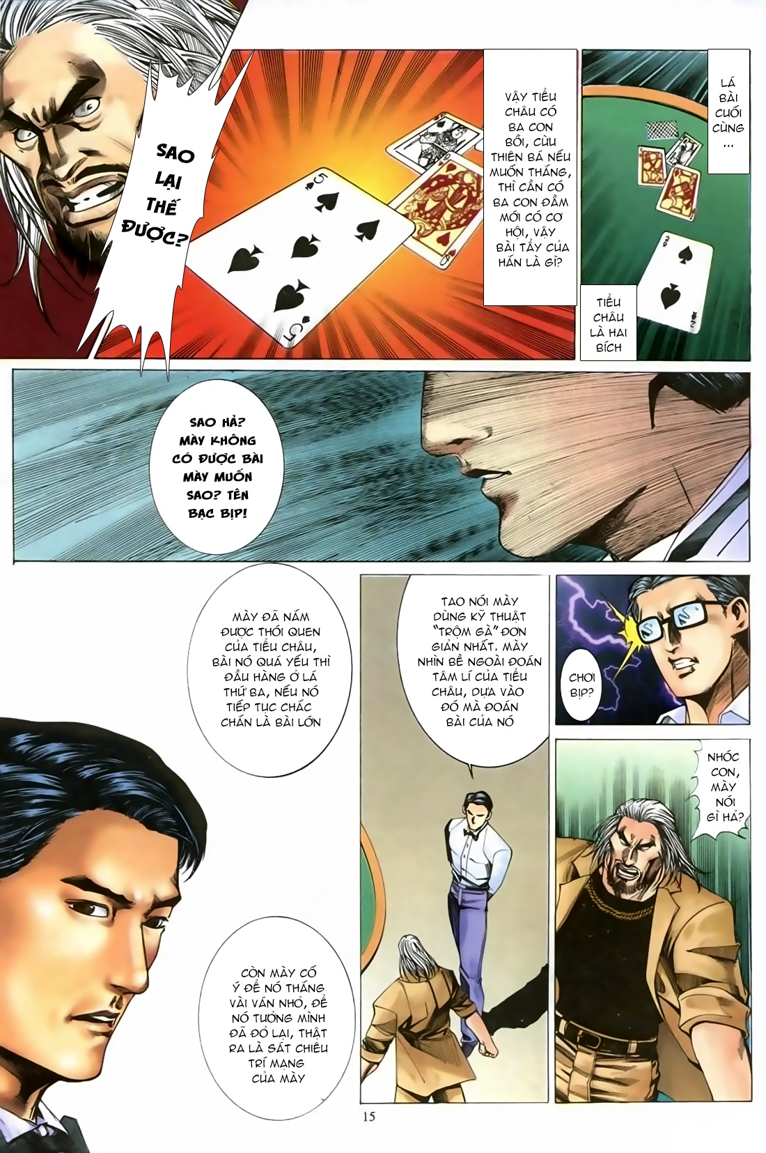 Đổ Hiệp Truyền Kỳ chap 1 - Trang 14