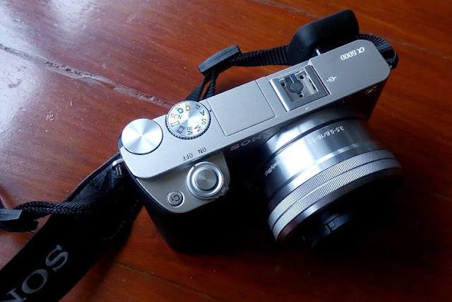 Review Pengguna Kamera mirorrless Sony A6000