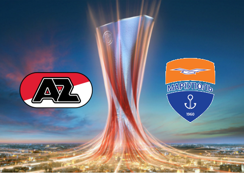 AZ vs Mariupol' -Highlights 15 August 2019