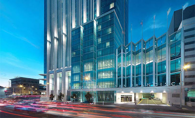 The InterContinental San Francisco hotel is located adjacent to Moscone West Convention Center and within walking distance to Union Square shopping and top local tourist attractions.