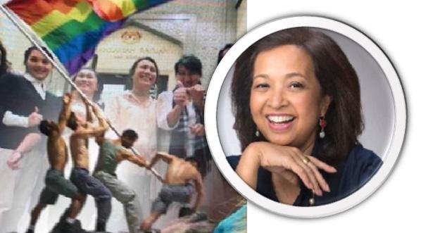 Selepas Hebat Dikecam Ramai, Marina Mahathir Akhirnya Terangkan Kenapa Dia Sokong LGBT Selama Ini