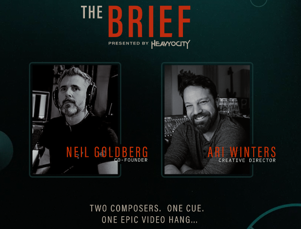 THE BRIEF by HEAVYOCITY Cinematic Story telling VIDEO SERIES