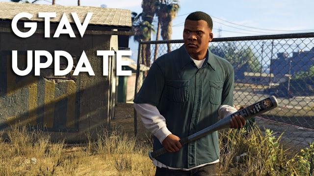 Coba lakukan update pada game Grand Theft Auto V kamu!