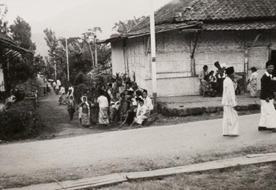 Lebaran di Kampung Dua Bekasi