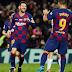 El Barcelona deja más solo a Messi