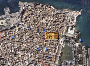 Δείτε τον Ναό στο Google Maps