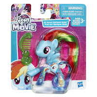 MLP The Movie All About Rainbow Dash Brushable