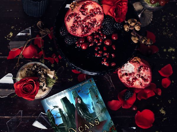 New Release: Lycans and Legends, Steampunk Red Riding Hood Book 6