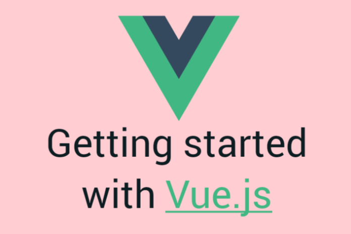 getting started with Vue js