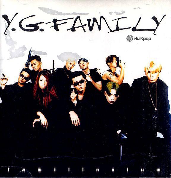 Y.G Family – Vol.1 Famillenium