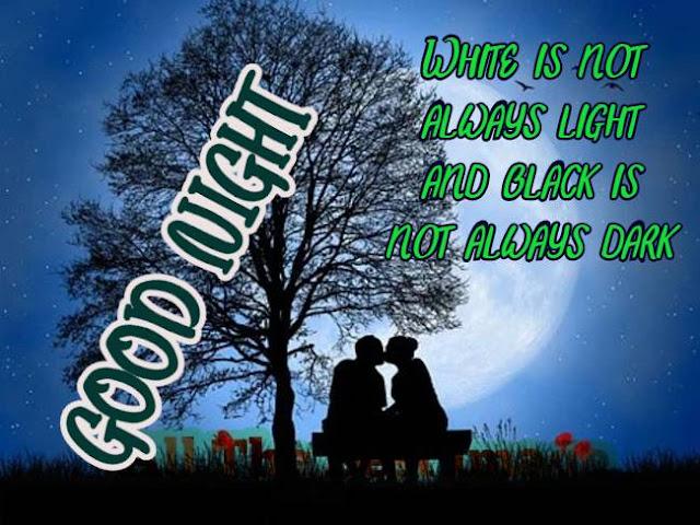 Good Night Romantic Image