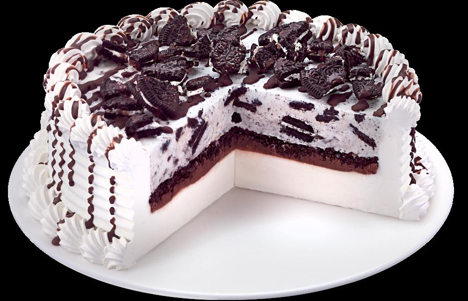 Oreo Cookies And Cream Ice Cream Cake Recipe