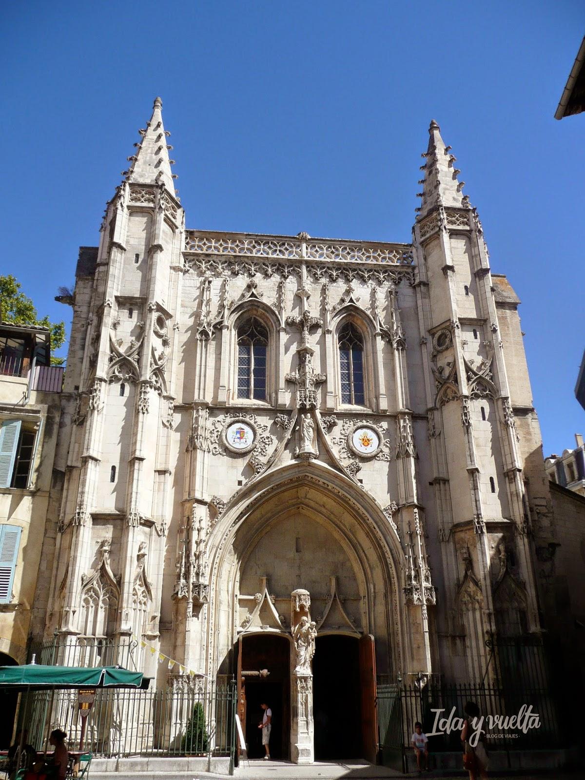 San Pedro en Avignon
