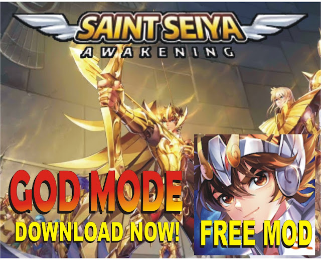 Saint Seiya Awakening MOD APK