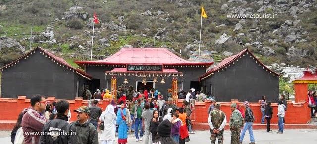 Mata Temple at India China Border