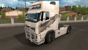 Time Machine Limited Edition skin for Volvo 2009