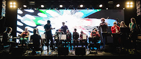 Able Orchestra in March 2019 (Photo Mark Nelson/Inspire Culture Nottingham/TRCH/Metronome Photographs)