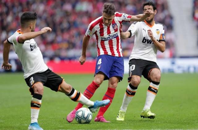 Video Valencia 2-2 Atletico Madrid: Đại tiệc tấn công, đua top 4 nghẹt thở