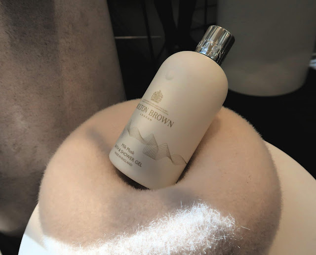 Danielle Levy, Molton Brown Milk Musk collection, Molton Brown, beauty blogger, lifestyle blogger, Liverpool blogger, Wirral blogger,