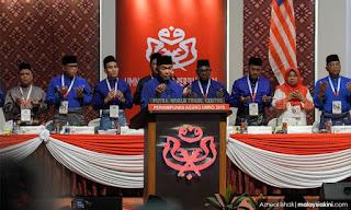 PAU 2019: Umno Letak Islam di hadapan menolak tohmohan jahat PAN dan IKRAM