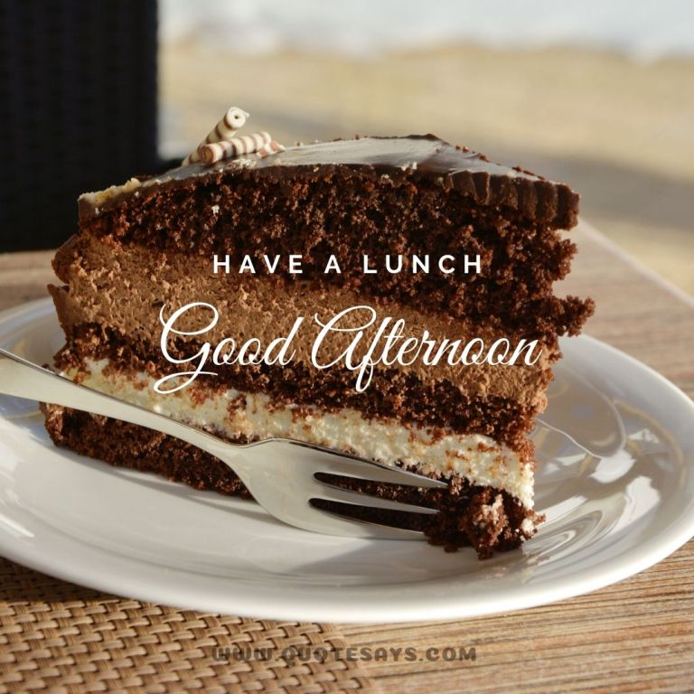 Good Afternoon Images with Lunch, Good Afternoon Images with Lunch Download
