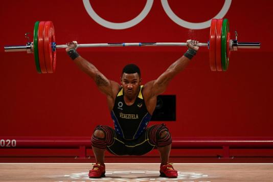 OLIMPIADAS: Mayora sumó la primera medalla para Venezuela en estos Juegos Olímpicos.