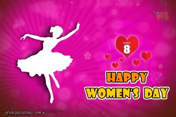 Happy Womens Day 2018