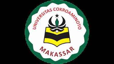 Logo Universitas Cokro Aminoto Makassar vector agus91