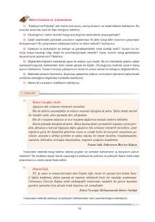 12. Sınıf Türk Dili ve Edebiyatı Dersdestek Yayınları Sayfa 16