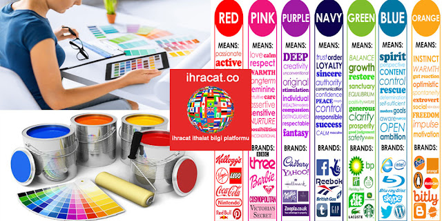 marka renkleri