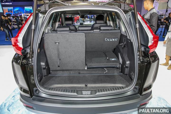 Foto Terkini Honda CRV 2017