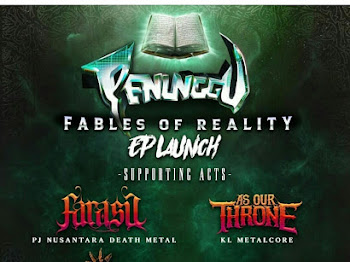 PENUNGGU FABLES OF REALITY EP LAUNCH