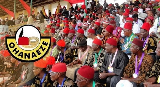 Forgive Nnamdi Kanu and make his release easier – Ohanaeze begs Southeast Governors