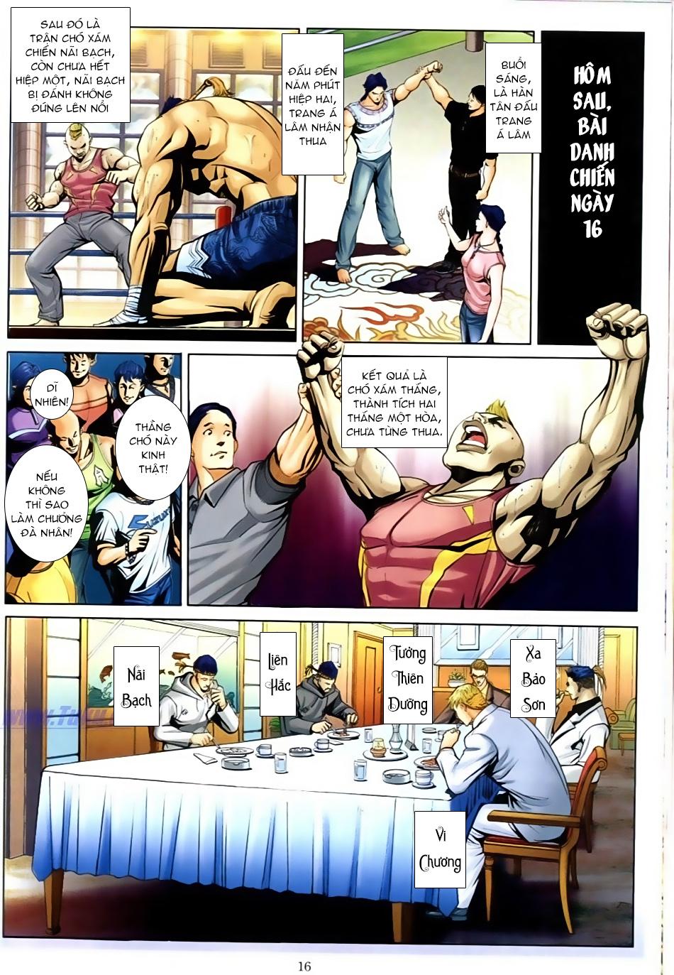 Người Trong Giang Hồ Chap 622 - Truyen.Chap.VN