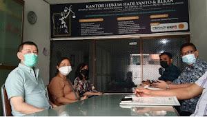 Kuasa Hukum Jong Nam Liong Minta Satreskrim Polrestabes Medan Tangkap Oknum Notaris FN